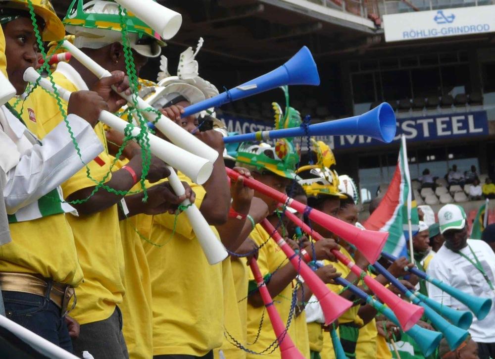 foto Vuvuzela - Trademark Untuk Afrika Selatan